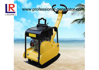 Construction Soil / Asphalt Vibrating Plate Compactor With Honda Engine 5.5hp Power
