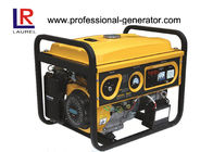 5.5kw Gasoline Generators with Single Cylinder 4 Stroke Air Cooled Engine