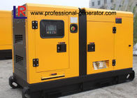 40kw Power Silent Type 50kVA Electirc Diesel Generator 220V / 380V , with Cummins 4BTA3.9-G2 Engine
