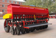 18 Rows 60HP Tractor Mounted Rice Planter Machine, Fertilizer Seed Dill