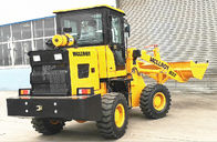 Air Brake Heavy Construction Machinery Articulated Loader Dipper Capacity 1.0 M³