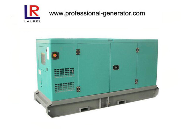 Water Cooling Engine Cummins Diesel Generator 50Hz Powered 90KW 115KVA
