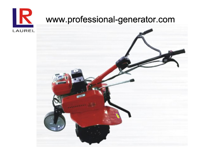 CE ISO Agricultural Soil Tillers And Cultivators , Mini Yard Machine Tiller