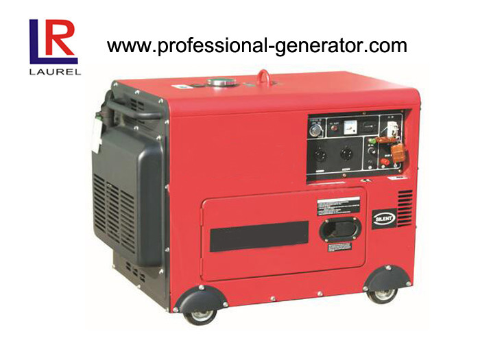 2kw Three Phase Portable Gasoline Industrial Diesel Generator with Single Cylinder