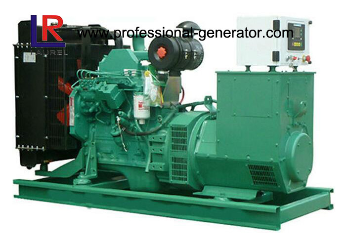 3 Phase 4 Wire Brushless 400kw Natural Gas Generators with CHP System , Electronic Governor