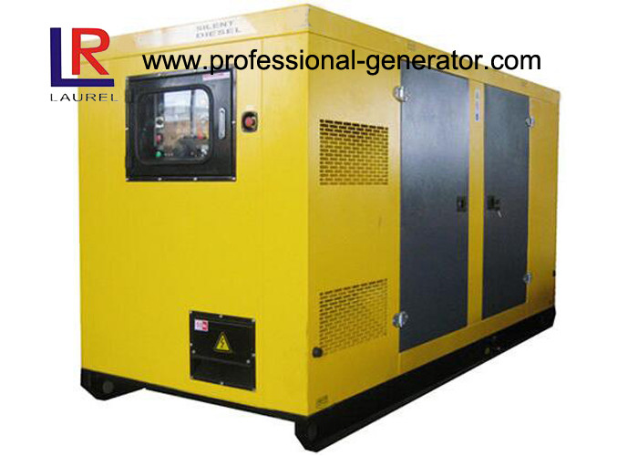 Electric 20kVA 50Hz Air Cooled Silent Diesel Generator Set with 4B3.9 - G2 Cummins Engine