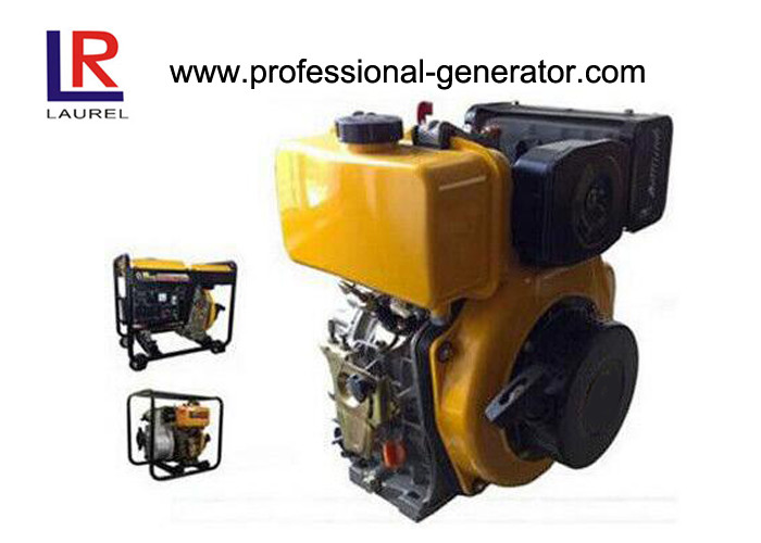 Power Value 10 Hp Air-cooled Diesel Fuel Engine Generator for Water Pump