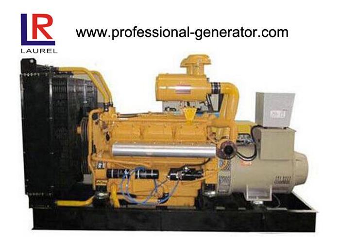 Auto Start 50hz 600kw Doosan Diesel Generator Set Open / Soundproof Type for Office Building / Villa / Museum
