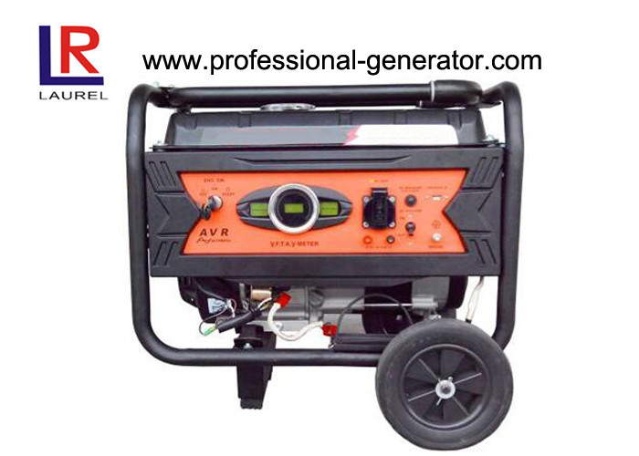 230V Portable 2kw Gasoline Generators , Gasoline Power Generator with 4 Stroke Engine