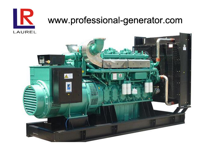 AC Three Phase Output 600kw 750kVA Diesel Generator Set with Yuchai Engine