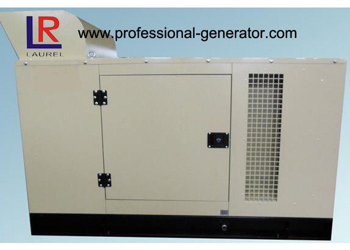 AVR Brushless 10kw Wood Gas Generator Automatic Control Low Noise with Wood Pellet