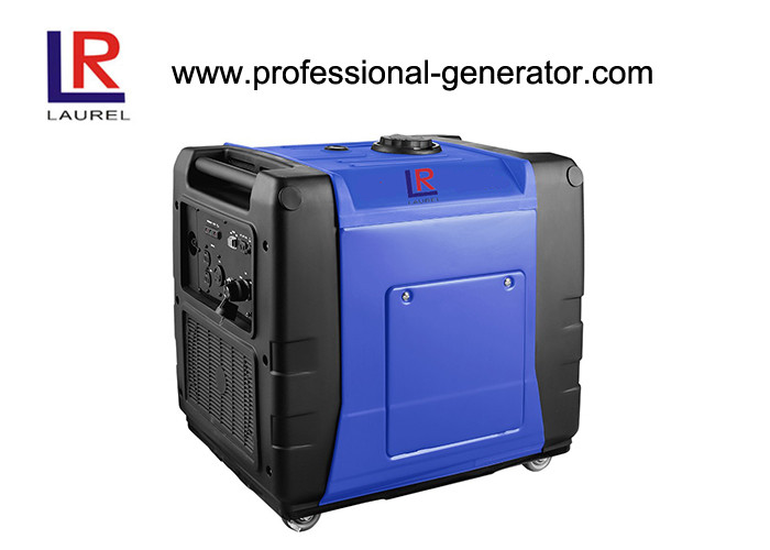High Quality Diesel Powered Portable Silent Inverter Generator
